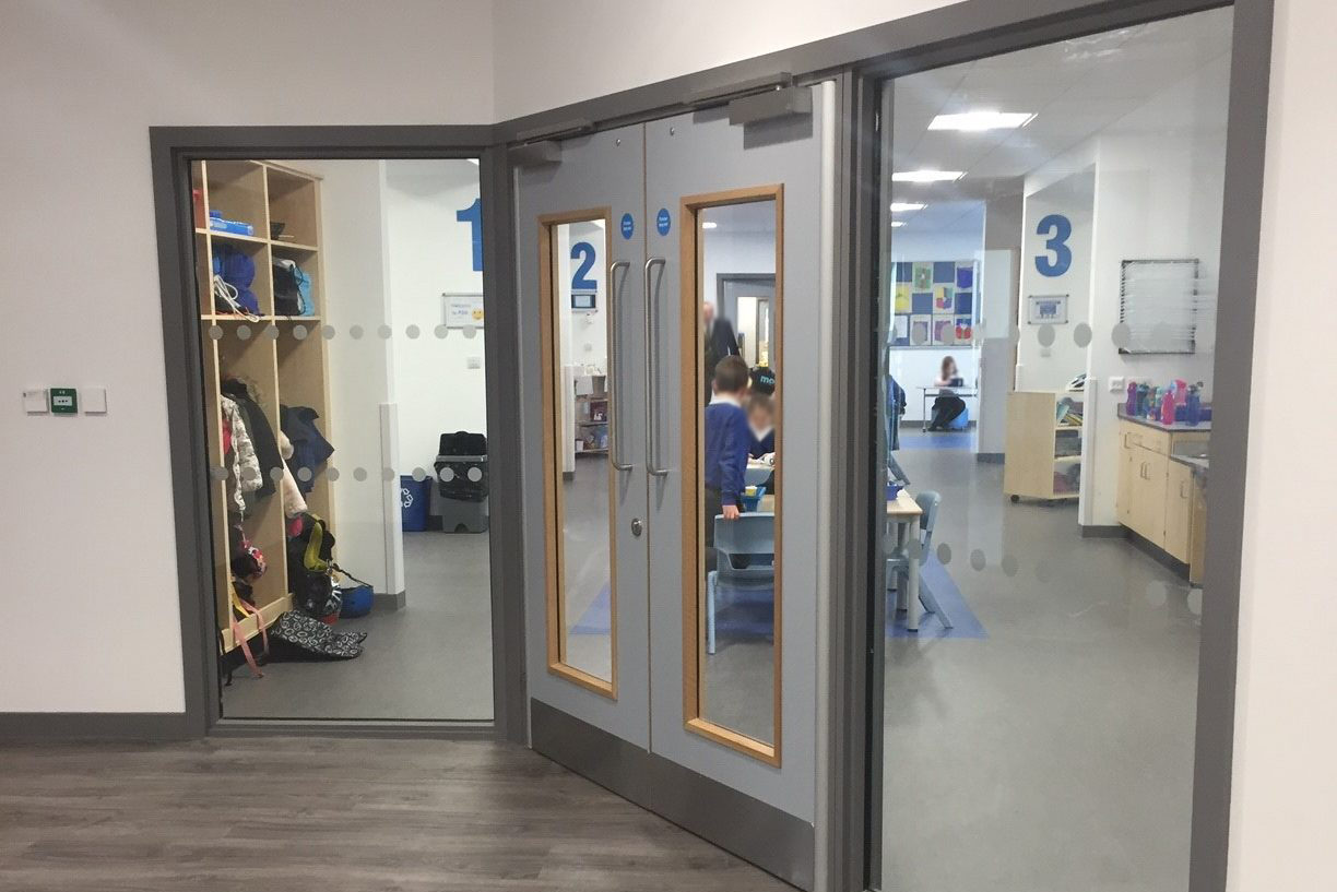 Fire Doors in the Education Industry