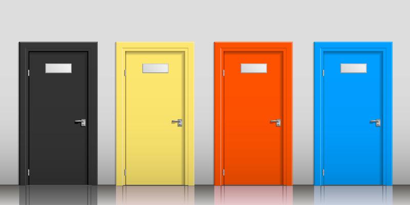 Full Paint Doorsets